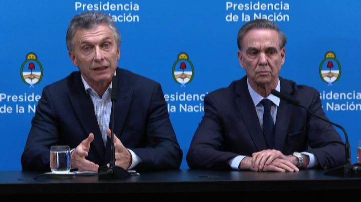 Nuovi Prodotti autentico Regno Unito Argentina, Macri perde le primarie: tracollo per borsa e ...